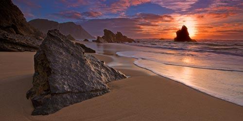 Stunning seascape photo