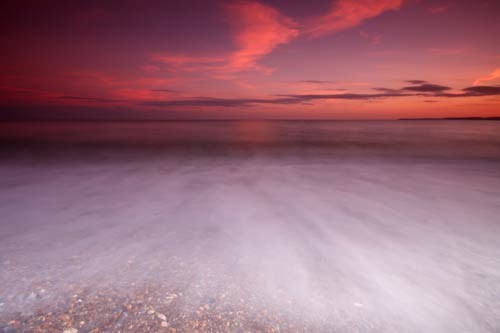Abstract sea picture