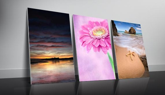 Beautifully made canvas prints