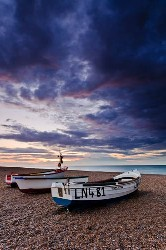Cley Boats