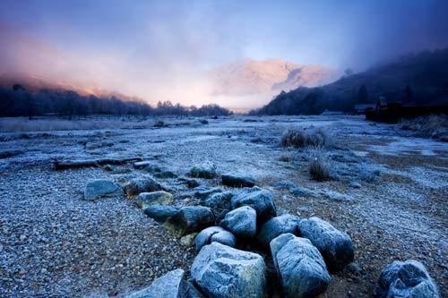 Glenfinnen early frost