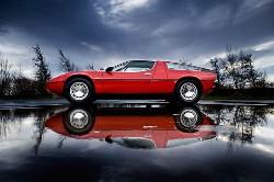 Masserati Bora V8