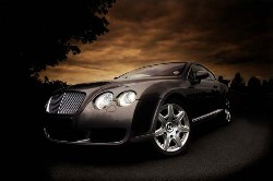 Bentley Mulliner Continental