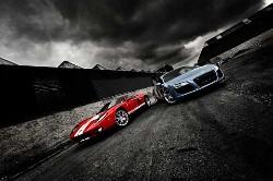 GT vs R8