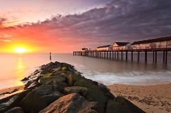 Southwold Pier Sunset