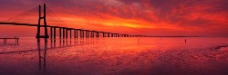 Vasco Da Gama Sunset