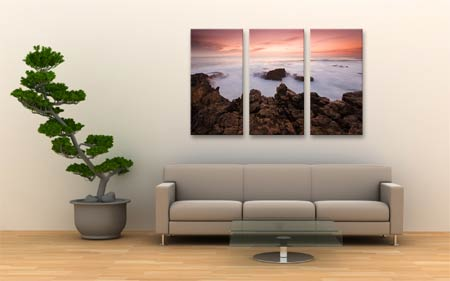 triptych canvas prints
