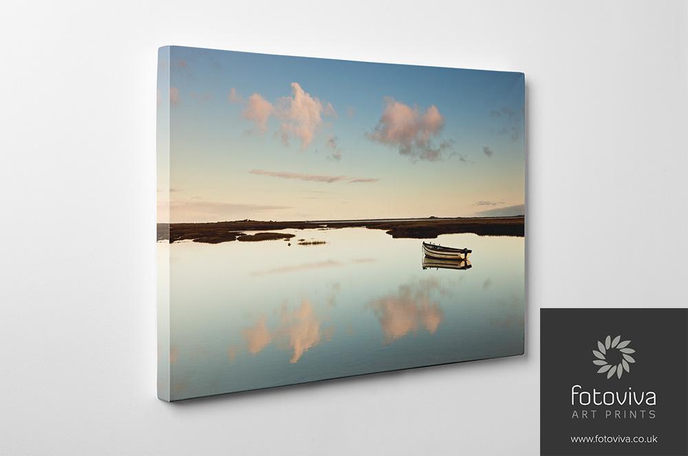 large canvas wall print