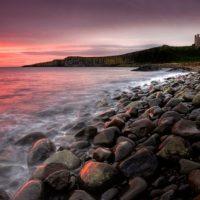 Greymare-Dawn-Dunstanburgh