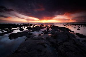 Seascapes Birth of a New Day