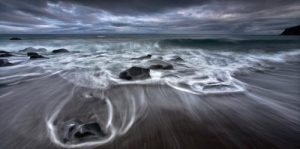 Seascapes Blueberry Beach