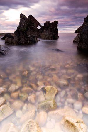 Seascapes Bow Fiddle Rock