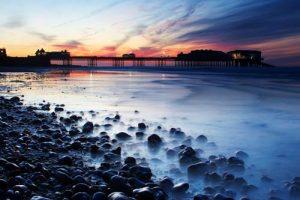 Seascapes Cromer Blue