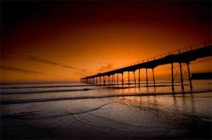 Fine Art Dawn Sky of Fire