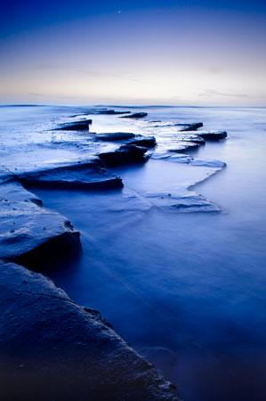 Seascapes Deep Blue