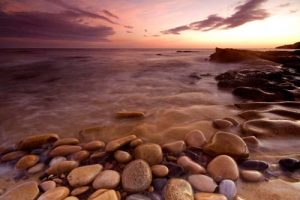 Seascapes Hopeman Beach