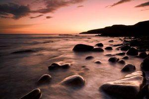 Seascapes Hopeman Dawn