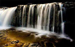 Landscapes River of Gold