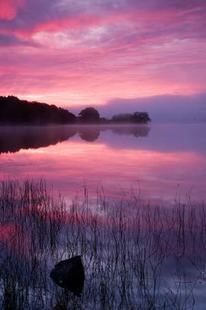 Fine Art Loch Achray Sunrise