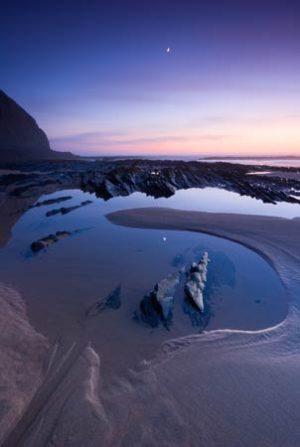 Seascapes Low Tide