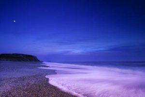 Seascapes Moonrise