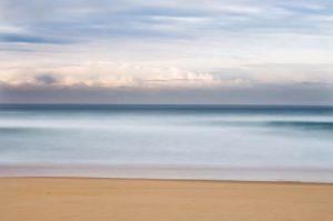 Modern Art Morning Tide