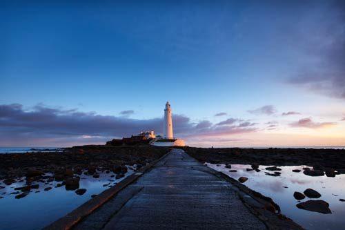 Fine Art The Lighthouse