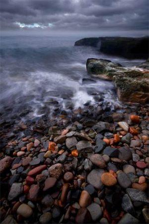 Seascapes Storm Pebbles