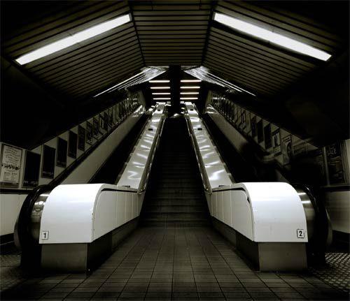 Modern Art Subway