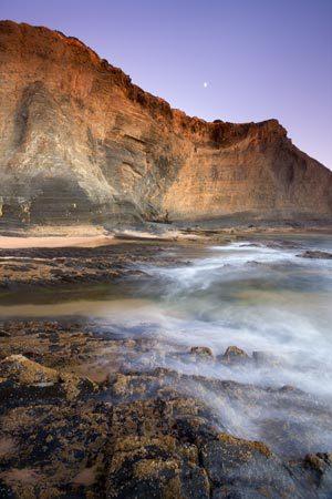 Seascapes Summer Twilight