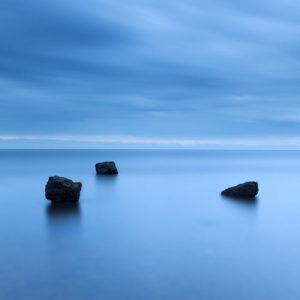Seascapes Three Rocks