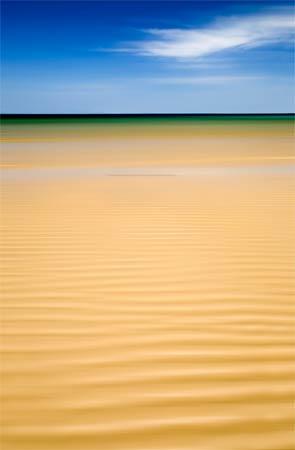 Modern Art The Beach