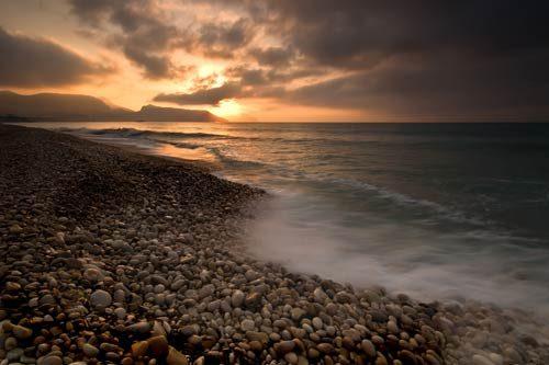 Seascapes Altea Sunrise