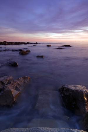 Seascapes As The World Turns
