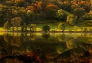 Fine Art Autumn in Grasmere