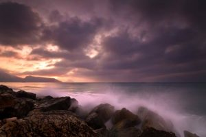 Seascapes First Light