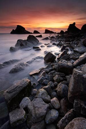 Seascapes Jurassic Rocks