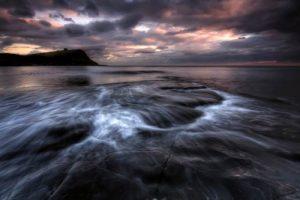 Seascapes Kimmeridge Storm