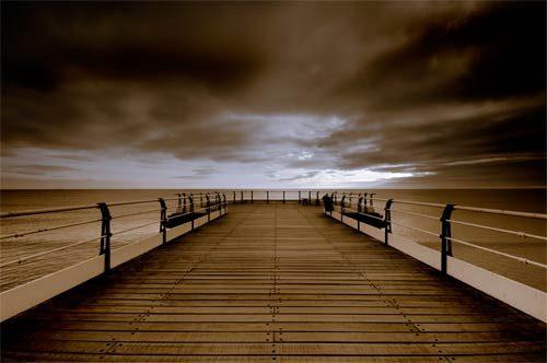 Fine Art Northern Pier