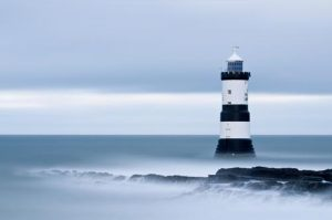 Seascapes Penmon Point Lighthouse