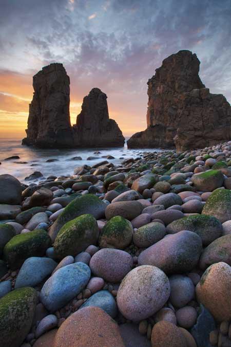 Seascapes Stone Giants