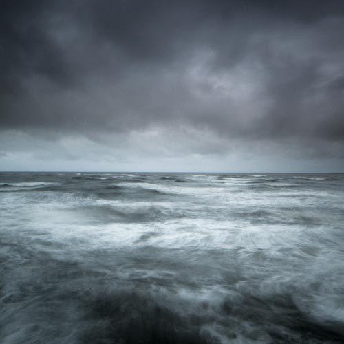 Seascapes Storm Brewing