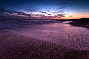 Seascapes Washing Wave